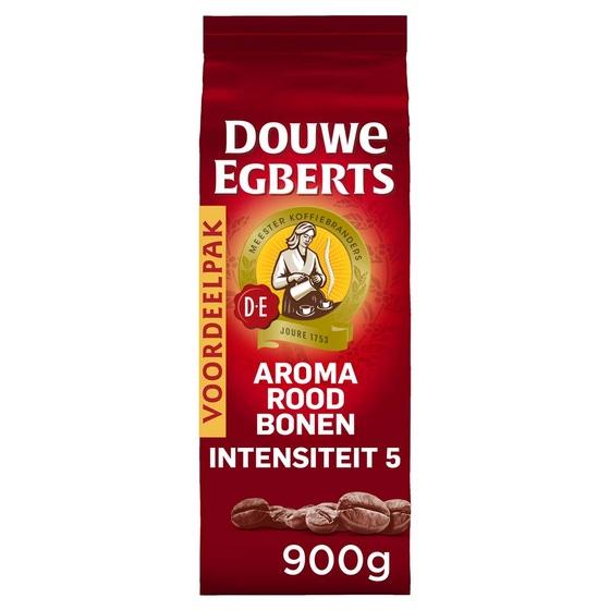 Douwe Egberts - koffiebonen - Aroma Rood