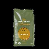 Gran Maestro Italiano - koffiebonen -  Organica (Organic)