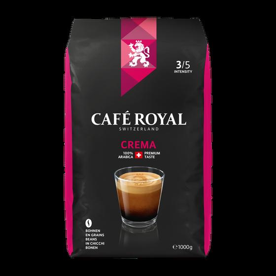Café Royal - Crema
