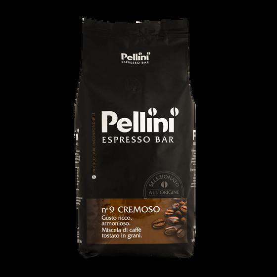 CW105401 - pellini n9 cremoso bonen 1kg