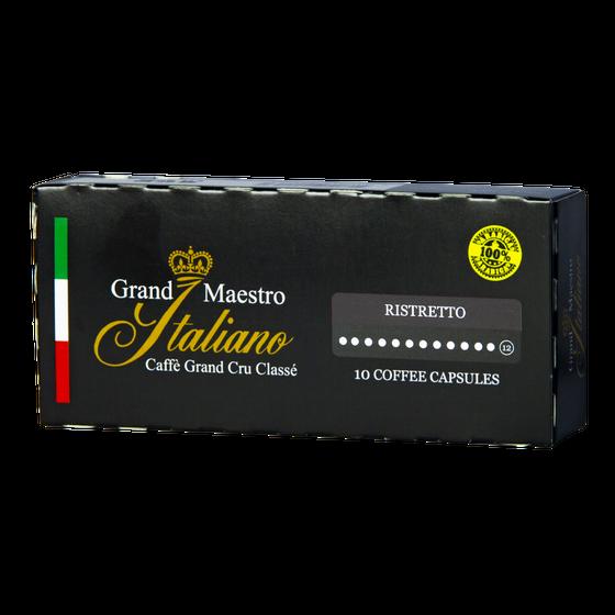 CW211625M - grand maestro italiano ristretto