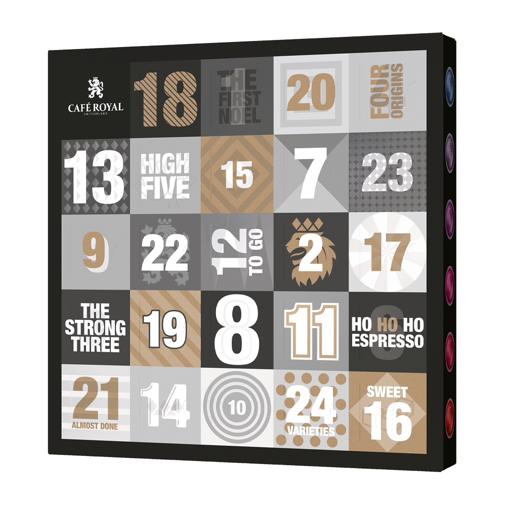 Café Royal Adventskalender