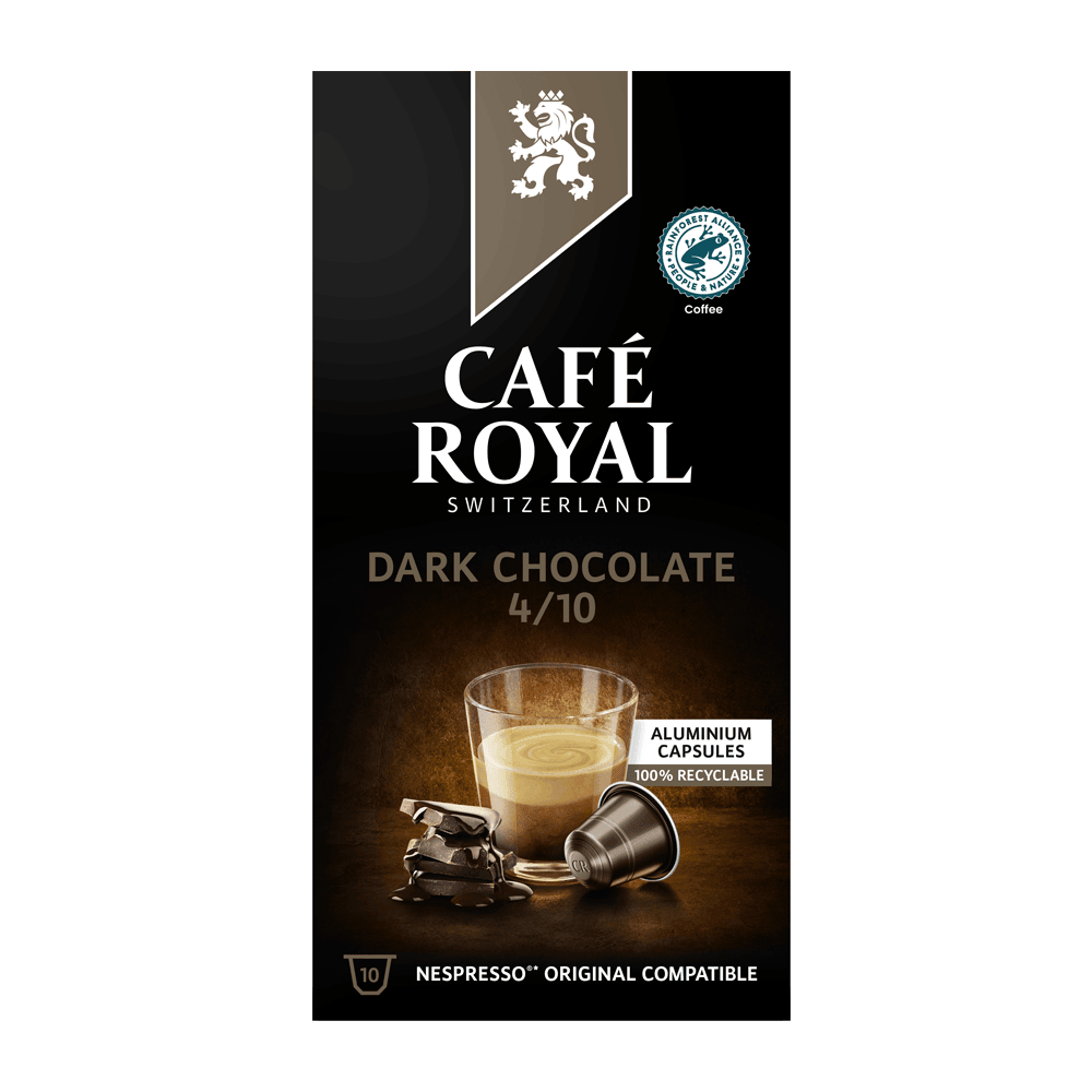 Café Royal - nespresso compatibel - Dark Chocolate