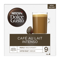 Dolce Gusto - Cafe Au Lait Intenso