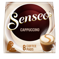 CW221408M - senseo cappuccino pads 8st
