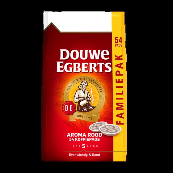 Douwe Egberts - Aroma Rood Koffiepads