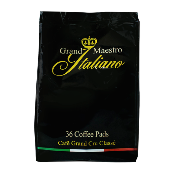 CW221601M - grand maestro italiano pads 36st