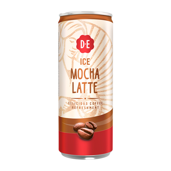 Douwe Egberts Ice Mocha Latte