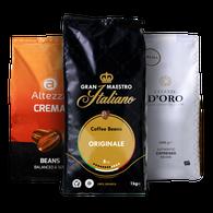 Koffiebonen proefpakket - Originale