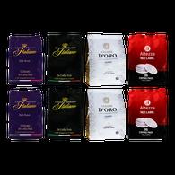 Senseo® pads proefpakket (288 pads)