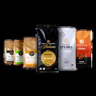 Koffiebonen proefpakket - Elegant - 3,75kg