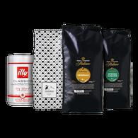 Paradepakket - Koffiebonen proefpakket - Verfijnd