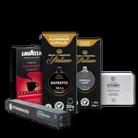 Paradepakket - Nespresso compatible proefpakket - Espresso