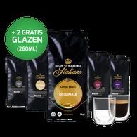 Proefpakket koffiebonen – Krachtig en Verfijnd