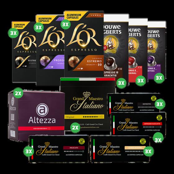 Nespresso proefpakket - Ondernemerspakket