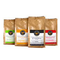 Koffiebonen proefpakket - Highlands Gold (Organic) - 1kg
