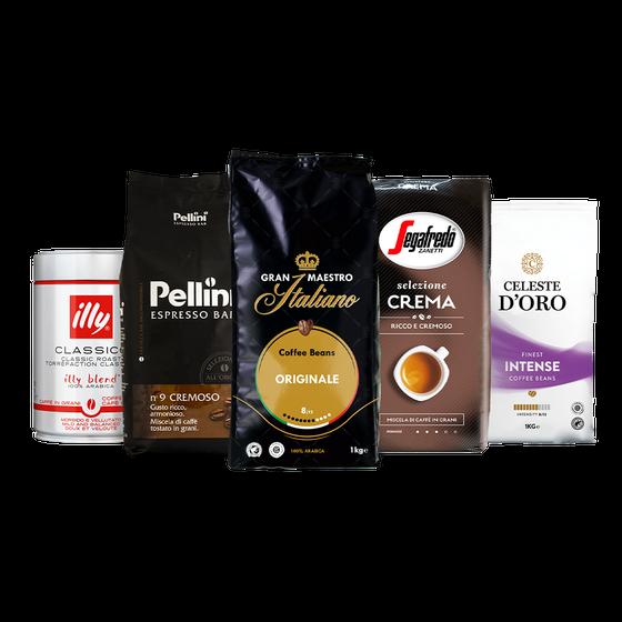 Koffiebonen proefpakket - Italië - Orginale