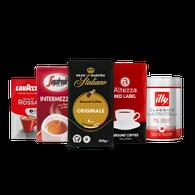 Gemalen koffie proefpakket - Huisfavorieten - 1.75kg