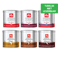 Proefpakket illy - Iperespresso (126 cups)