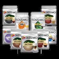 Tassimo proefpakket - Oriëntatie - 120 discs