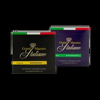 Proefpakket Grand Maestro Italiano - Nespresso (100 cups)