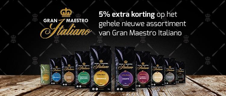 Gran Maestro Italiano - het testpanel