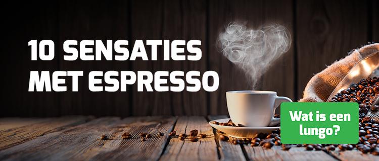 Hoe drinkt u uw koffie het liefst?