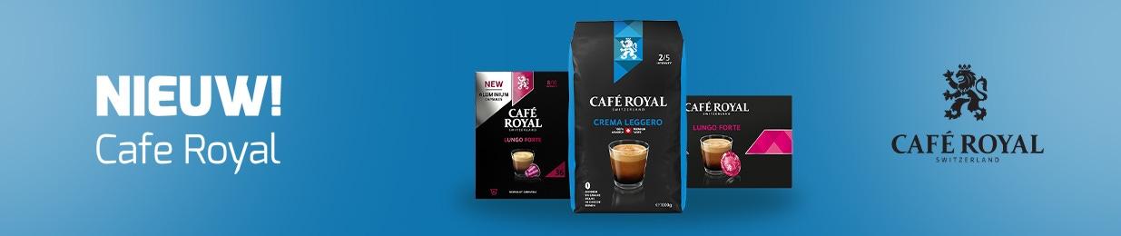NIEUW! Cafe Royal