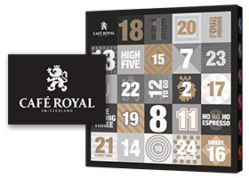 Cafe royal advent