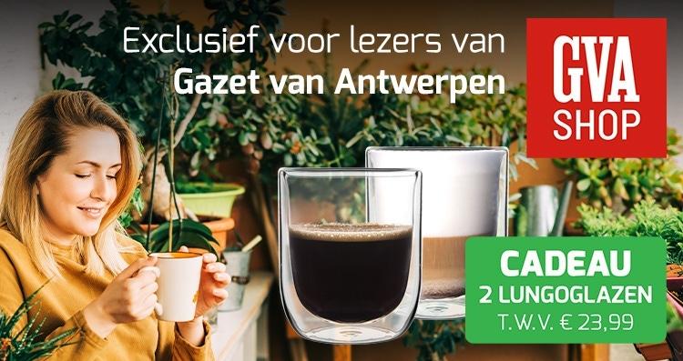 Exclusieve aanbieding voor de lezers van het Gazet van Antwerpen